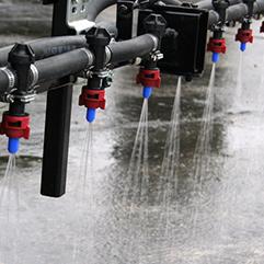 How to use Liquid ice melt