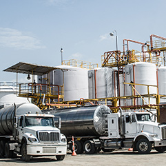 Liquid Ice Melt Manufacturing Facility